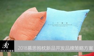 2018慕思抱枕新品开发创意思路与品牌打造策略方案(精品)