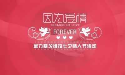 大型活动【因为爱情】富力塞戈维拉七夕情人节主题活动策划方案