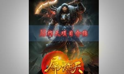 互联网游戏项目-深圳屌炸天手游项目商业策划方案