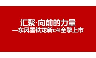 大型合资轿车东风雪铁龙新c4l全擎上市传播营销策划方案