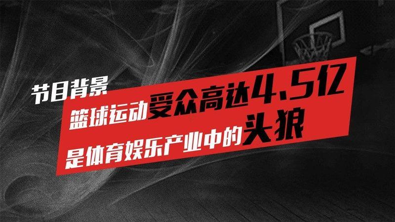 浙江卫视运动偶像真人秀节目《这就是灌篮》招商整合营销策划方案