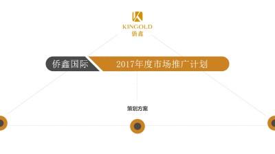 商业地产-侨鑫国际年度市场品牌推广计划方案