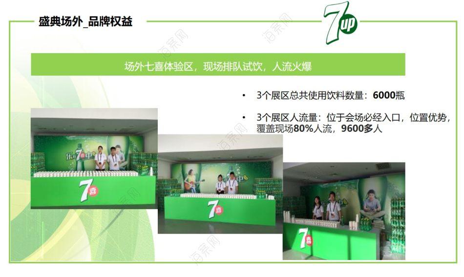碳酸饮料品牌-七喜413乐视生态盛典《太子妃番外篇》 结案营销策划方案