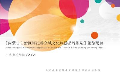 旅游景区-内蒙古自治区阿拉善全域文化旅游品牌传播推广方案