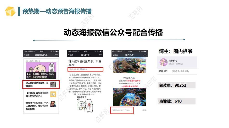 大型游乐园-方特《极限挑战》&迪士尼公关传播项目推广方案