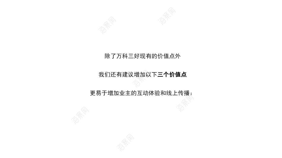 房地产西安万科【三好住宅】品牌整合营销规划传播推广方案
