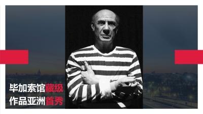 西方现代派绘画的主要代表毕加索馆藏级作品亚洲首秀作品展策划方案
