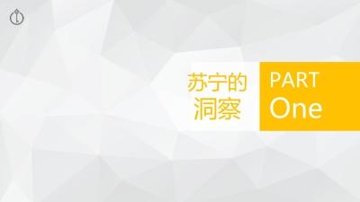 网上购物平台苏宁易购生活家电空气净化器品牌推广方案
