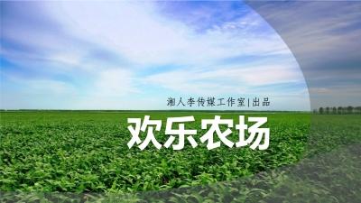 湘人李传媒工作室出品欢乐农场真人秀节目推广方案