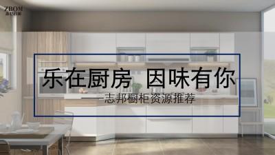 家居装修品牌志邦橱柜综艺节目资源推荐策划方案