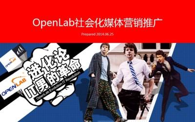OpenLab社会化媒体营销推广策划方案
