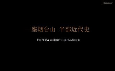 房地产行业上海红鹤&万科烟台山项目传播推广方案