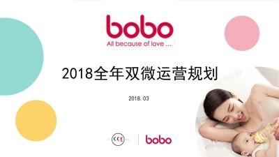 母婴品牌乐儿宝全年双微运营策划方案