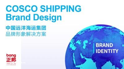 综合性物流供应链服务集团—中国远洋海运集团品牌形象策划推广方案