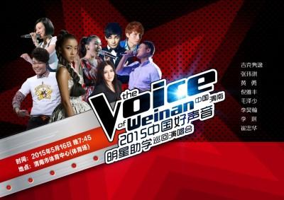 综艺节目中国好声音明星助学巡回演唱会招商策划方案