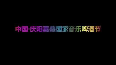 主题活动中国庆阳嘉鑫国家音乐啤酒节活动策划方案