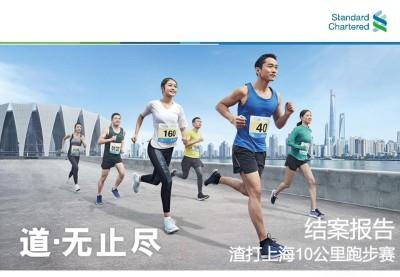 金融行业渣打银行上海10公里跑步赛结案报告策划方案