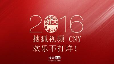 互联网视频平台搜狐视频 CNY新春大作战营销策划方案【38P】