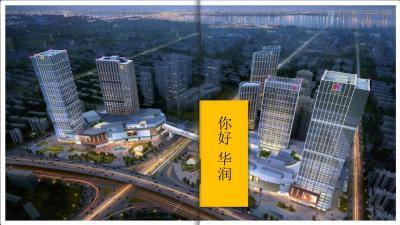 2020地产行业南京华润·万象天地推广策略方案
