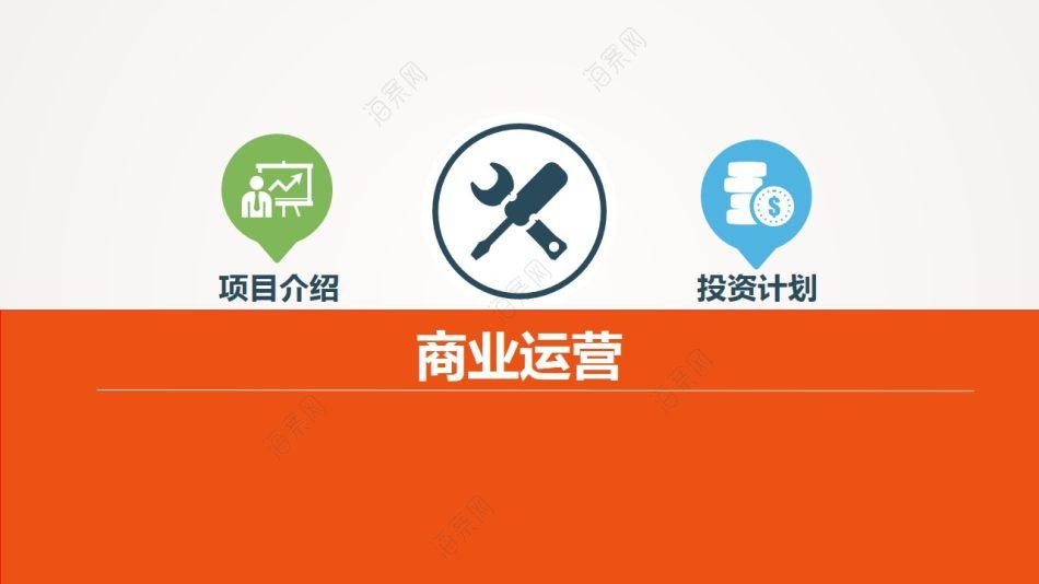 好享购物可视化商品溯源平台商业计划书策划方案【20P】