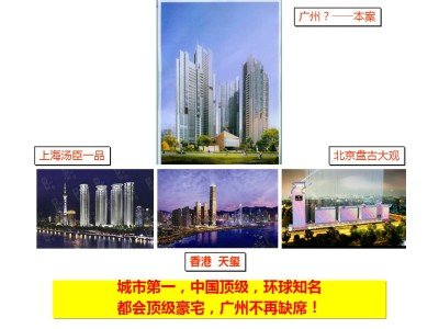 房地产品牌合景泰富项目品牌传播推广方案【182P】