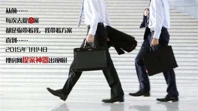 地产服务平台房天下搜房提案神器示例提案策划方案【15P】