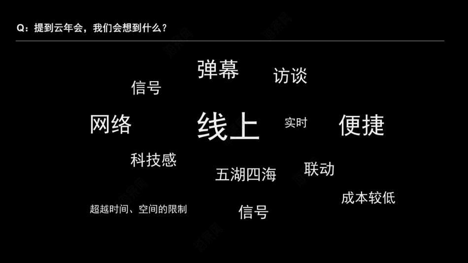 2021企业线上年会(云年会)盛典策划提案54P