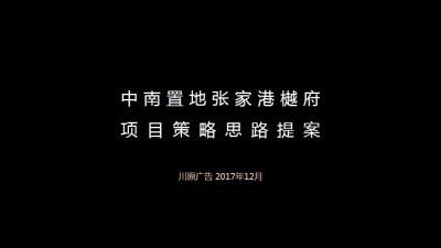 房地产品牌中南置地张家港越府项目策略思路提案策划方案【143P】