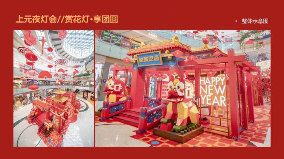 2021商业广场元宵主题(含上元夜灯会、元宵喜乐会)活动策划方案-25P