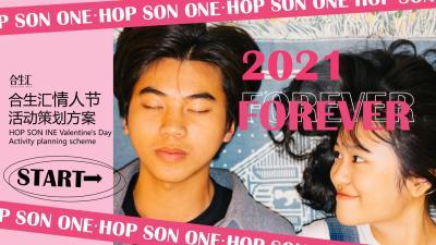 2021商业广场情人节(爱情保鲜计主题)活动策划方案-23P