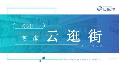 2020巨量引擎云逛街项目通案【互联网】【通案】18P