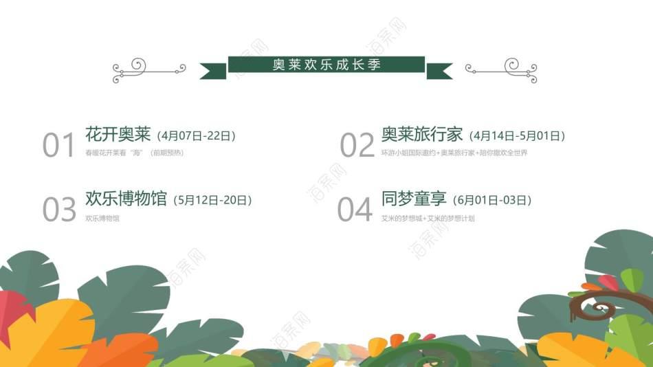 2020商业广场第二季度月度系列(全家人的欢乐新主场主题)活动策划方案-90P