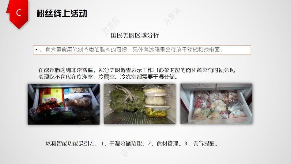 家电品牌海尔冰箱国民美厨微信微博运营总结报告方案【20P】