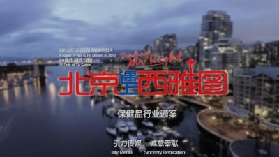 爱情喜剧连续剧《北京遇上西雅图》保健品行业通案策划方案【33P】