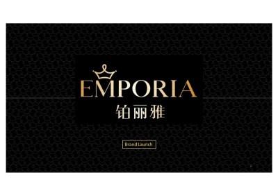 日化纸巾铂丽雅EMPORIA自媒体运营策划方案【50P】