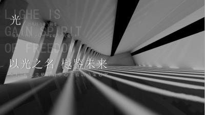 2020地产项目展厅开放(以光之名 樾鉴未来主题)活动策划方案-47P