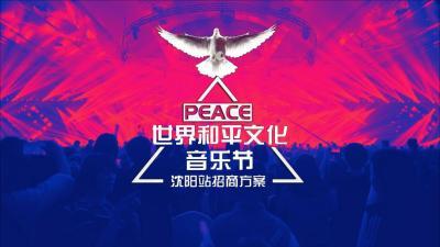 世界和平文化音乐节沈阳站招商策划方案-67P