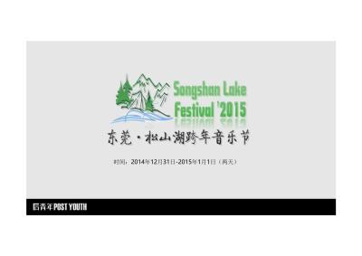 大型活动首届东莞松山湖跨年音乐节策划方案26P