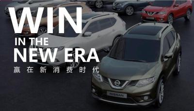 汽车品牌-东风日产微信车型订阅号创意活动策划方案