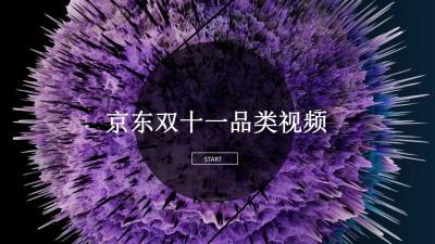 京东双十一品类视频视频提案策划方案【37P】