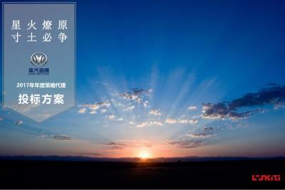 汽车品牌福汽启腾年度策略营销推广活动策划方案【195P】