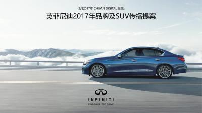 汽车品牌英菲尼迪品牌公关及SUV传播活动策划方案【247P】