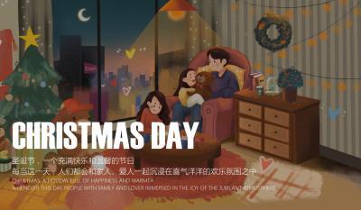 2020商业广场圣诞节主题系列活动【北欧风】【圣诞策划】-70P